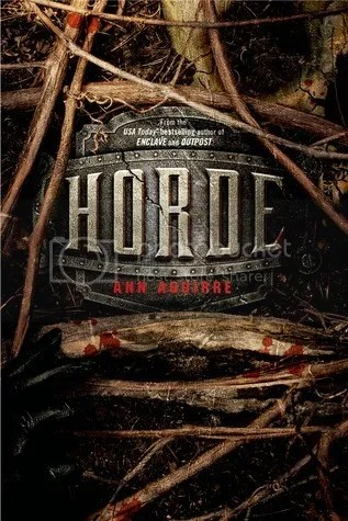 Horde by Ann Aguirre Cover - Review