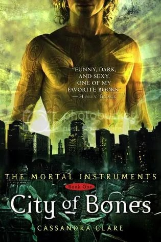 City of Bones by Cassandra Clare - Miss Book Reviews