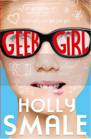 Geek Girl by Holly Smale Cover - Review