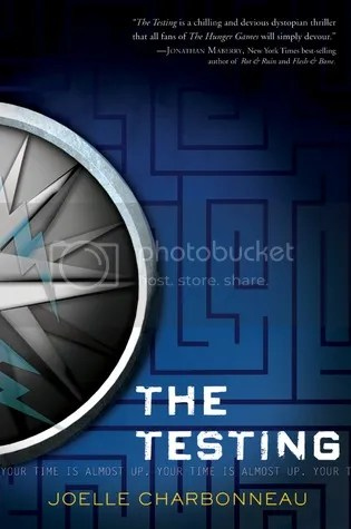 The Testing by Joelle Charbonneau Cover - Review