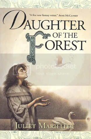 Daughter of the Forest by Juliet Marillier - Miss Book Reviews
