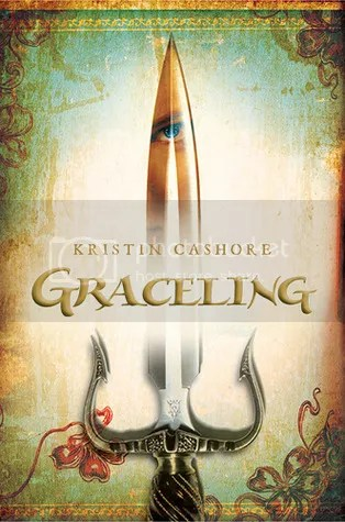 Graceling by Kristin Cashore - Miss Book Reviews