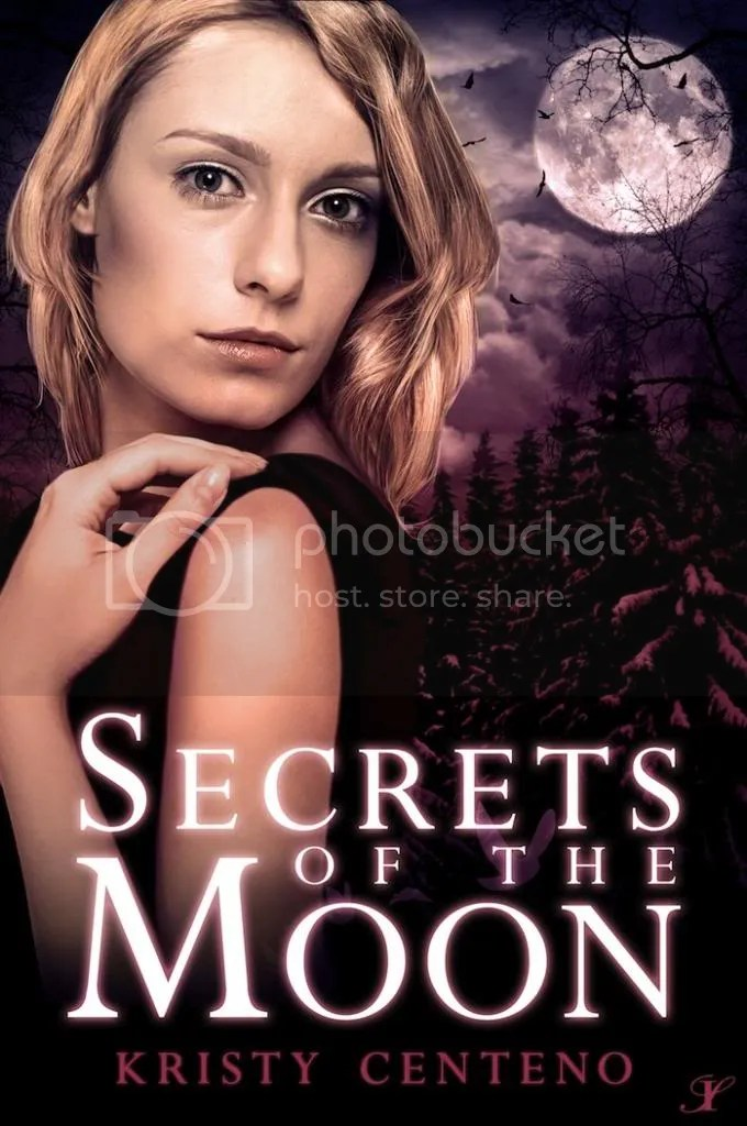 Secrets of the Moon by Kristy Centeno - Cover Book Review