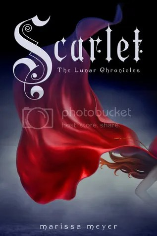 Scarlet by Marissa Meyer Cover - Review