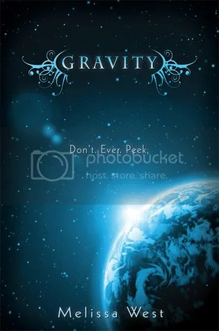 Gravity by Melissa West - Miss Book Reviews