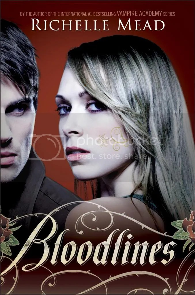Bloodlines by Richelle Mead Cover - Review