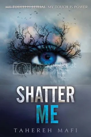 Shatter Me by Tahereh Mafi - Miss Book Reviews