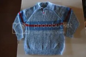 Sue's 30 Day Sweater