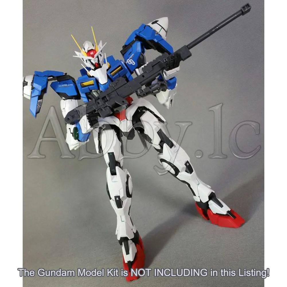 Heavy Weapon Unit MH 01 Strong Sniper Rifle for MG 1/100 HG RG 1/144 PG Gundam | eBay