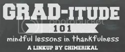 GRAD-ITUDE 101: A Linkup By Chimerikal