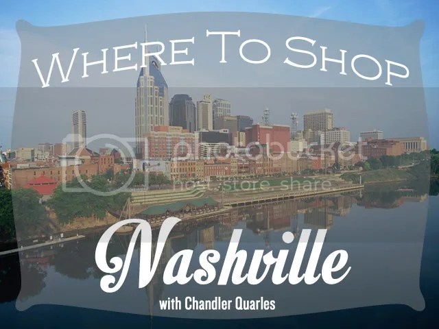Where To Shop - Nashville