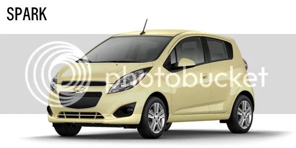 New Chevrolet Spark