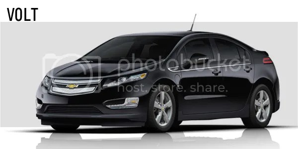 New Chevrolet Volt at Jeff Gordon Chevrolet - Wilmington, NC - Hybrid Sedan