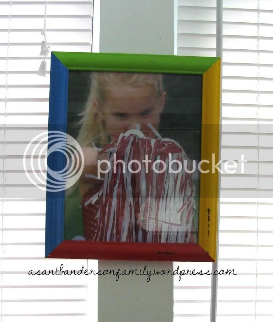 Alyssa's Frame