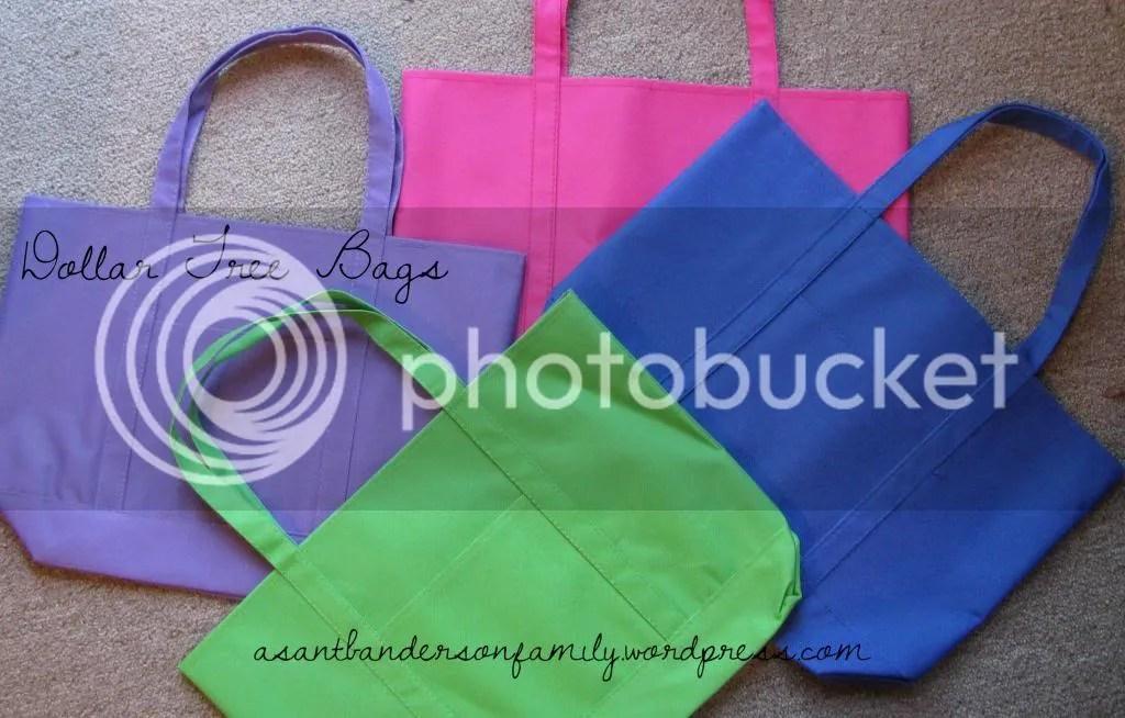 Dollar Tree Bags