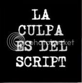 la culpa es del script