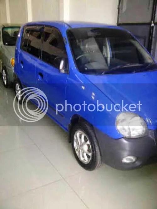 Modifikasi Atoz : modifikasi, Hyundai, Metalik