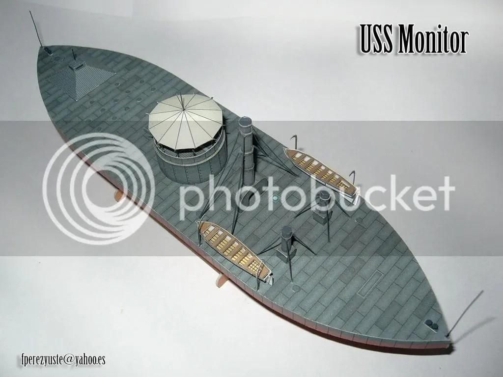 uss monitor diagram 2000 ford expedition window wiring 1 200 paper model heinkel models wargame vault