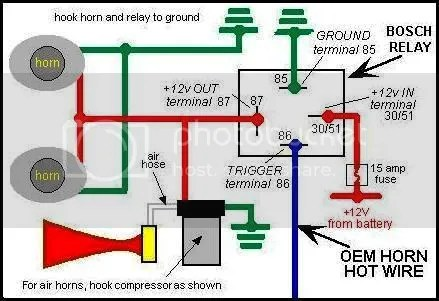 headlight wiring diagram for motorcycle