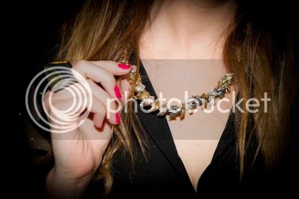 elena estaun, necklace, gold, jewelry