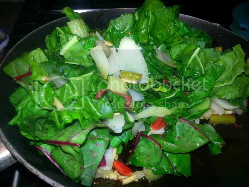 Greens Make the Best Quick Meals (5/6)