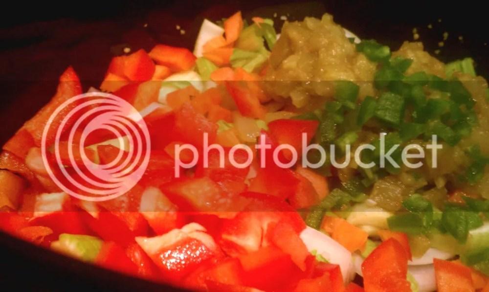 Pumpkin Southwestern Chicken Soup (2/6)