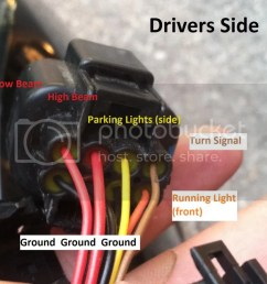 headlight wiring hyundai forums hyundai forum 2013 elantra headlight wire diagram [ 1024 x 877 Pixel ]