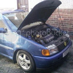 Vw Polo 6n Central Locking Wiring Diagram 4 Way Switch Youtube 95 Finished 1 With Afh Engine Fitted And Lots