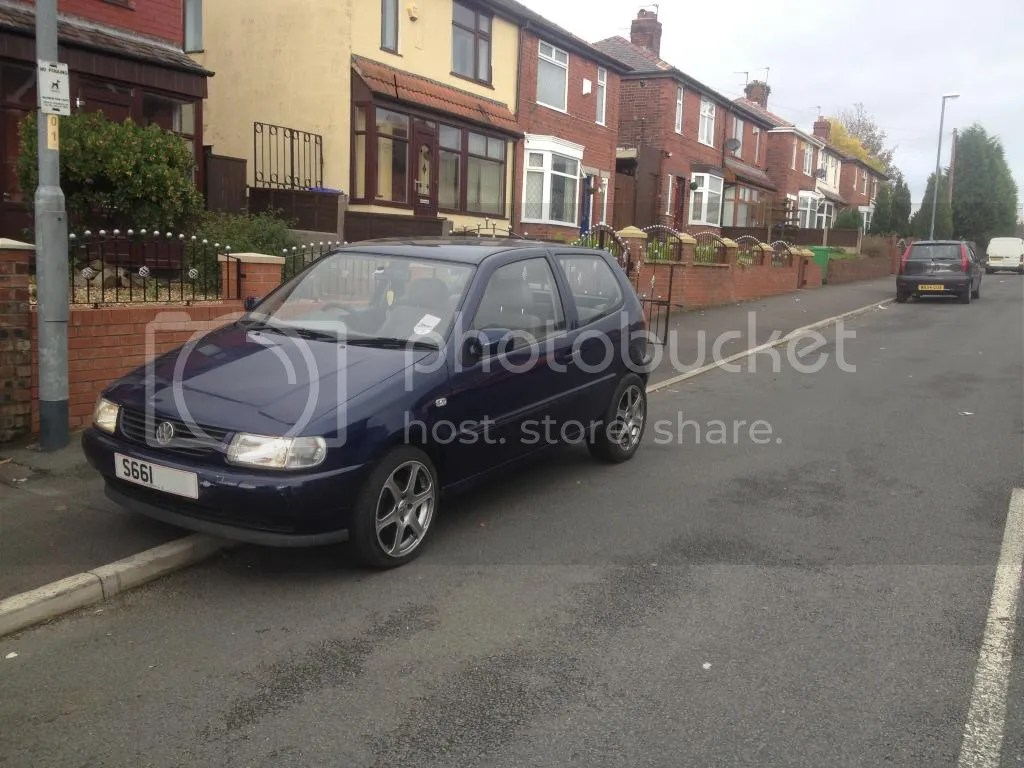 vw polo 6n central locking wiring diagram 2001 kia sportage engine 95 finished 1 with 4 afh fitted and lots