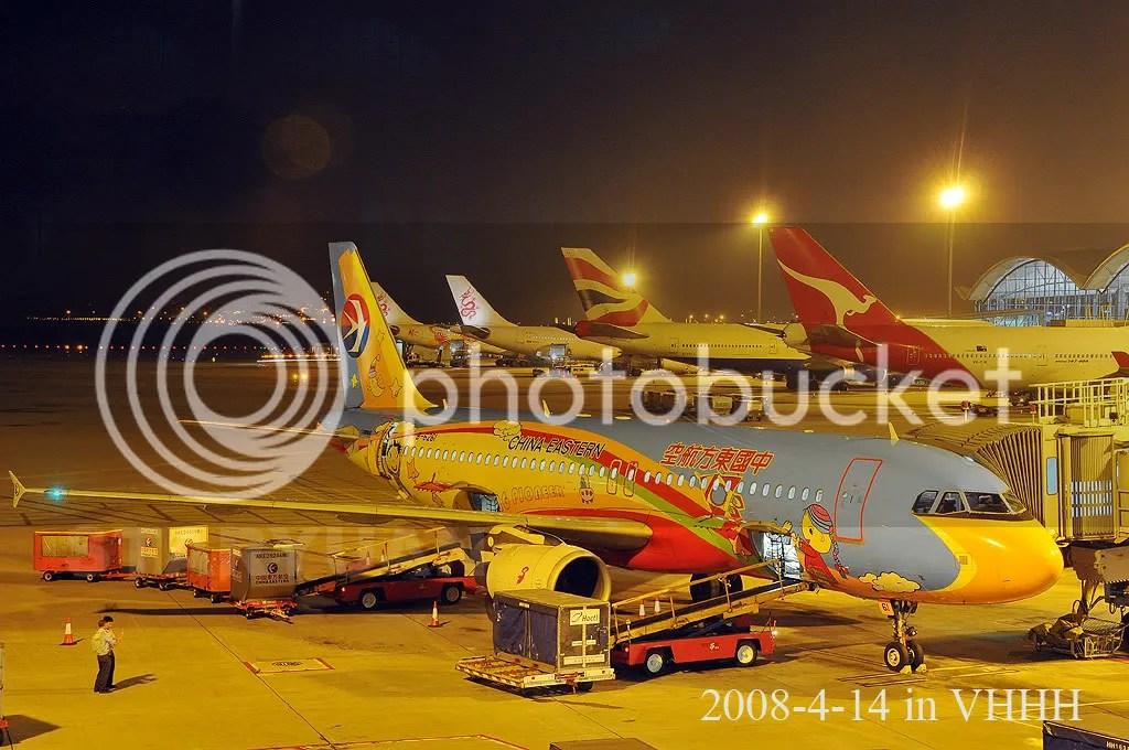 [原創]航機小品真寫系列 ..好久不見了!Jet Airways首航香港+航機夜拍+空拍香港機場視頻!