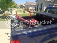 Truck trimmer racks - GopherHaul Landscaping & Lawn Care ...