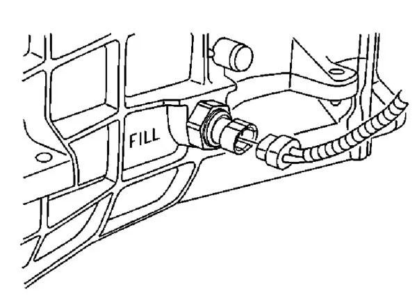 Fill Plug