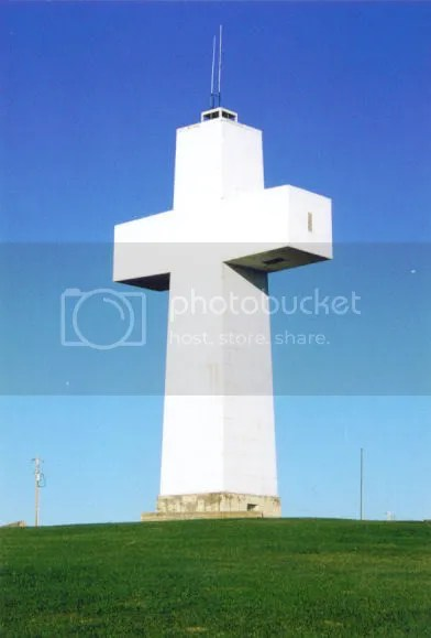 Bald Knob Cross