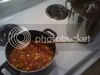 Spicy Chicken and Pasta (4/5)