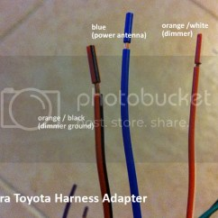 Metra Wiring Harness Toyota 3 Way Switches Diagram X940bt Help - Scion Fr-s Forum | Subaru Brz 86 Gt As1 ...