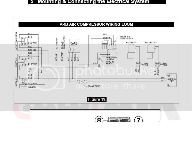 arb wiring harness lighting electrical circuit electrical wiring - arb  switch wiring diagram