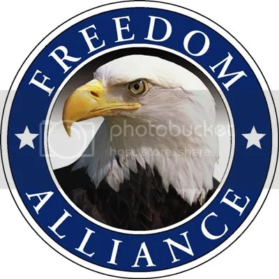 Freedom Alliance: A step in the right direction [ image courtsey of larrycrisp on Photobucket]
