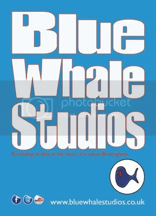 Recording,Studio,Birmingham,Blue,Whale,Digbeth,Custard Factory