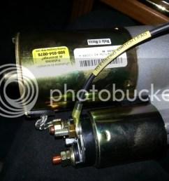 ford ranger starter wiring [ 1024 x 768 Pixel ]