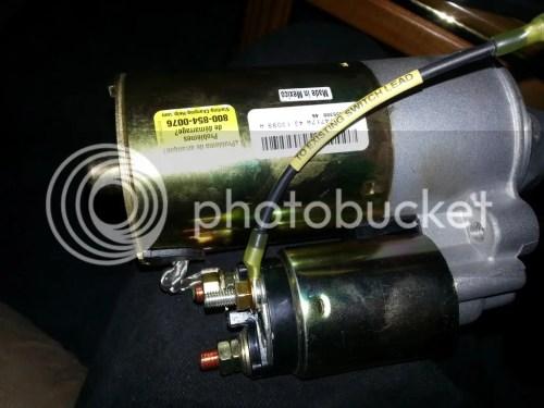 small resolution of ford ranger starter wiring