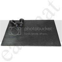 Rubber Gym Mats Heavy Duty Large Commercial Flooring 10mm ...