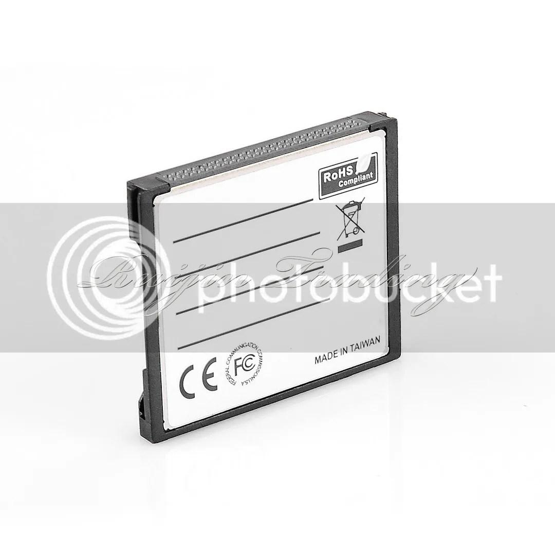 CF Speicherkarten Adapter für SD SDHC und SDXC Karten