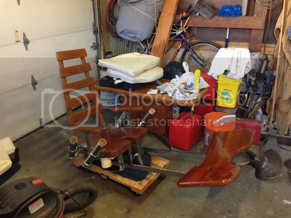 fishing fighting chair parts human touch chairs canada lee teak 500 updated pics nice the