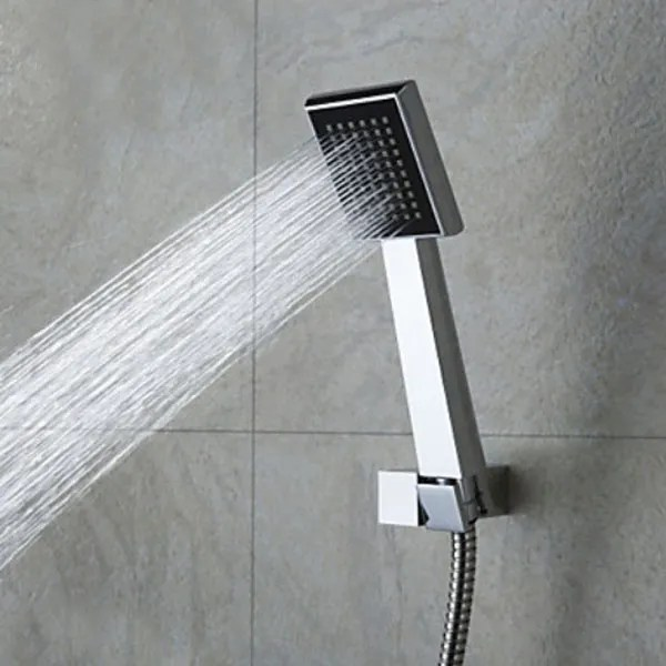 modern bathroom waterfall shower set with shower headhand shower wall mount  eBay