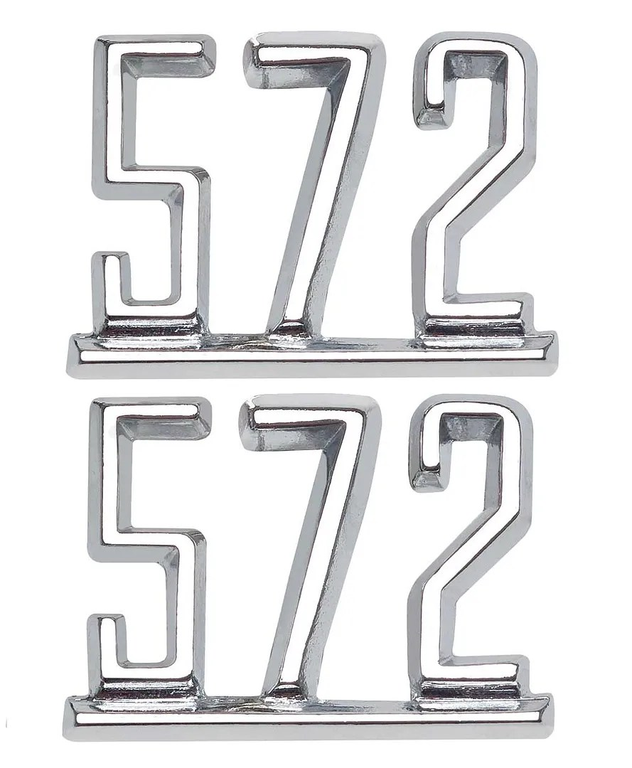 64 65 66 67 Chevy Impala Chevelle Nova Camaro Fender 572