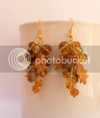 Fall Earrings Giveaway