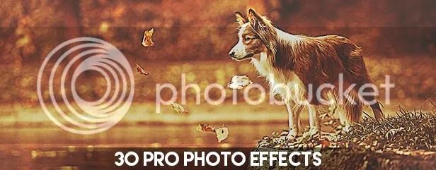 Broken Photoshop Action - 54