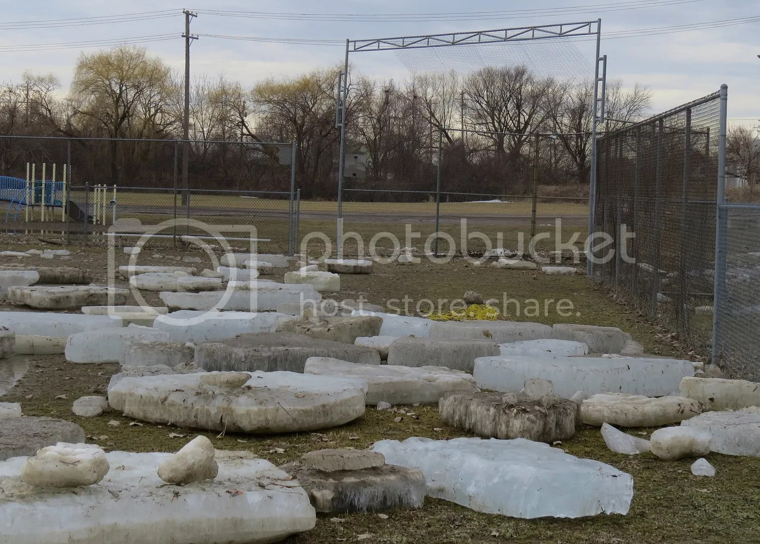 River Raisin Ice Jam 2015 photo 2115 River Raisin Ice Breakup 2_zpsow3ydr6d.jpg