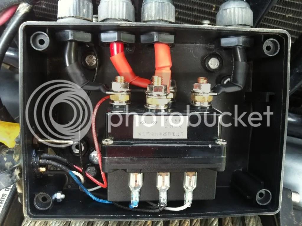 viper winch solenoid wiring diagram for rv battery isolator utv new era of 2000 lb badland chicago parts