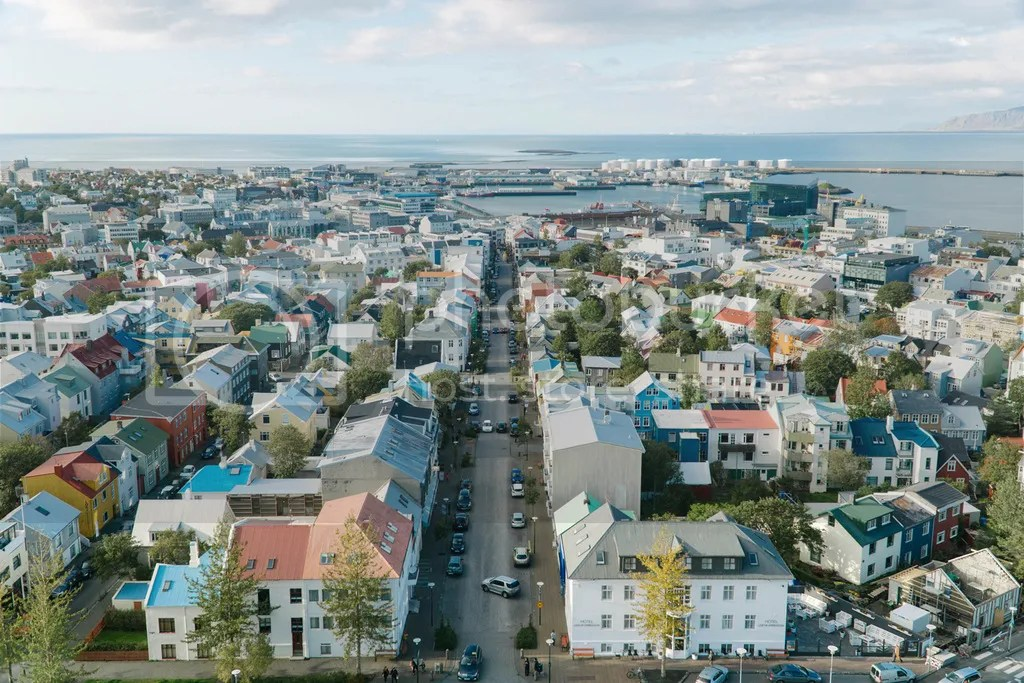 iceland ring road reykjavik